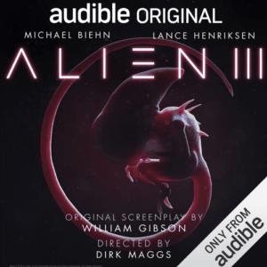alien 3 audible gibson