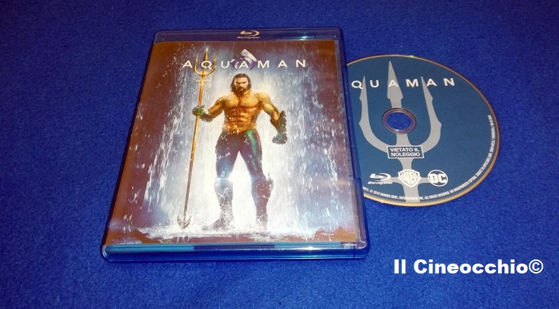 aquaman film wan blu-ray ita