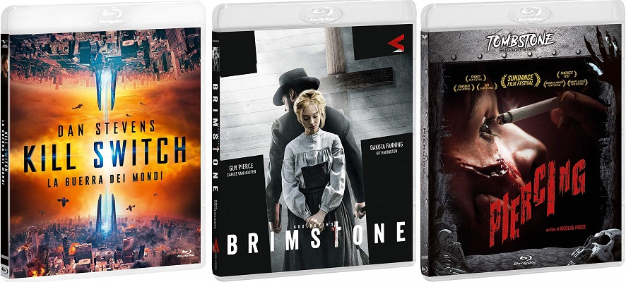 brimstone piercing kill switch blu-ray ita