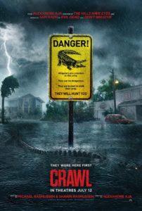 crawl film aja poster