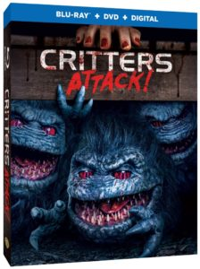 critters attack film poster