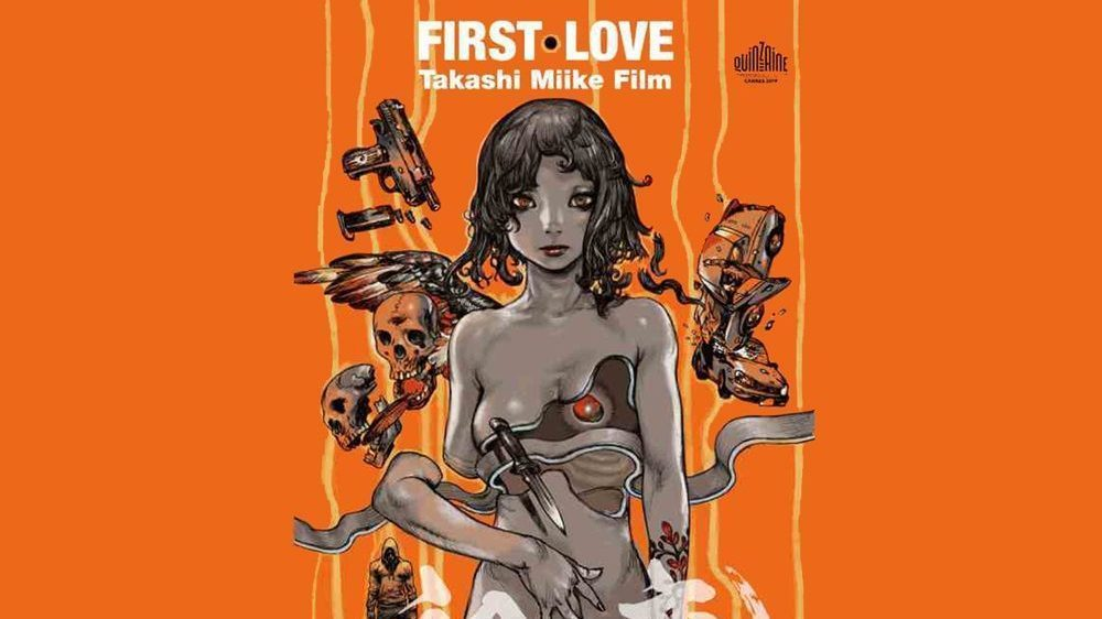 first love film takashi miike poster