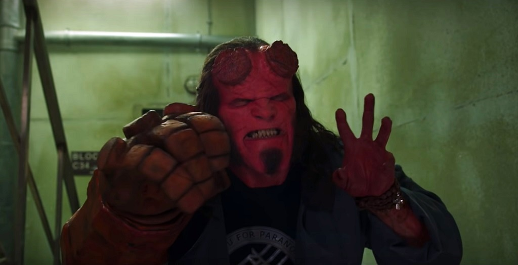 hellboy film 2019 david harbour red