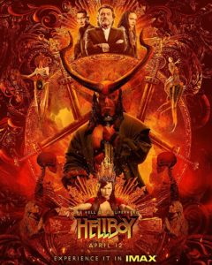 hellboy film 2019 poster imax