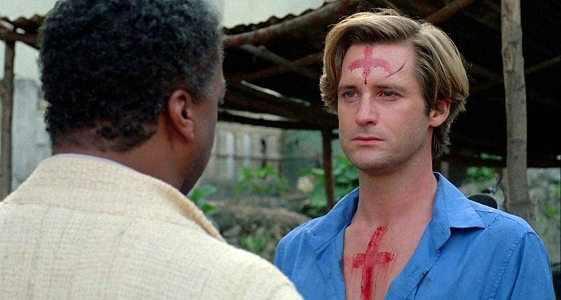 il serpente e l'Arcobaleno bill pullman film 1988