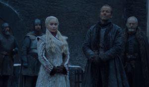 il trono di spade 8x01 Daenerys