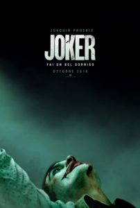 joker film 2019 poster ita