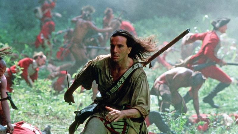 l'ultimo dei mohicani film 1992