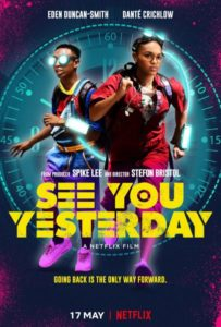 see you yesterday film poster