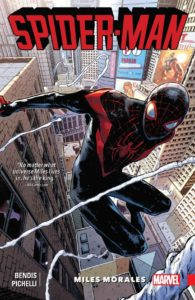 spider-man morales sara pichelli
