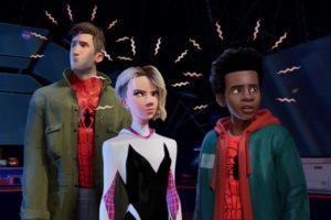 spider-man un nuovo universe