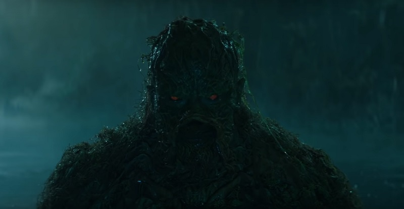 swamp thing serie dc universe 2019
