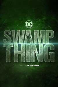 swamp thing serie tv dc poster