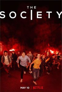 the society serie nteflix poster