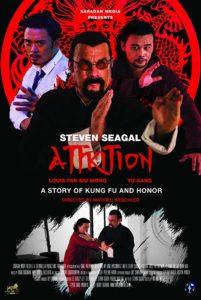 Attrition film Steven Seagal poster