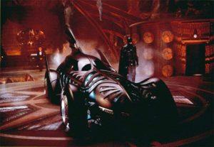 Batmobile batman forever