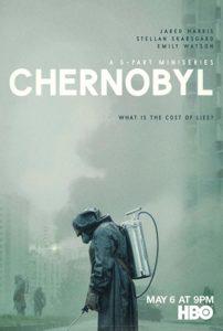 Chernobyl miniserie poster 2019