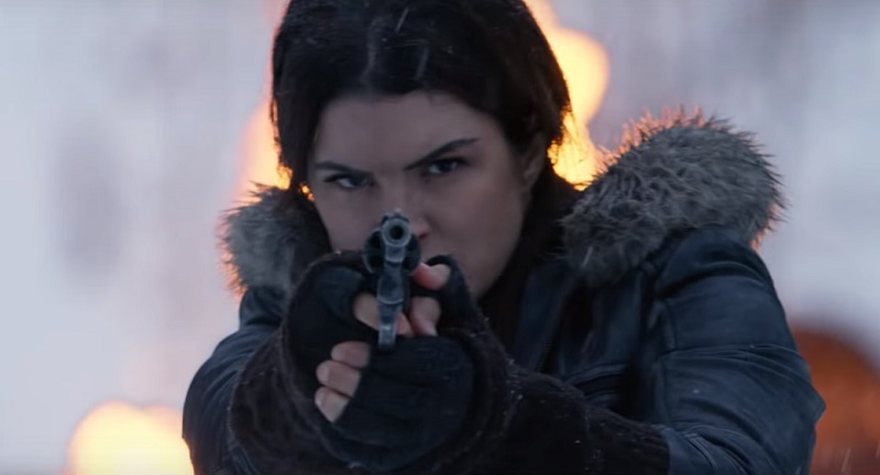 Daughter of the Wolf film gina carano