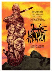Deodato Holocaust documentario poster