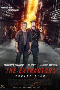 Escape Plan The Extractors film poster