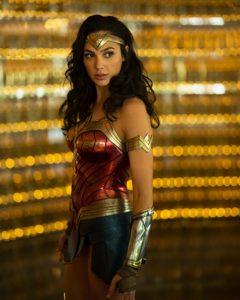 Gal Gadot in Wonder Woman 1984 (2020) film