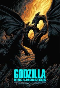 Godzilla II King of the Monsters (2019) poster