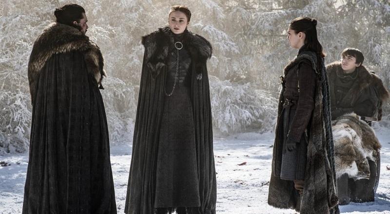 Il Trono di Spade 8x04 - The Last of the Starks Gli ultimi Stark (3)