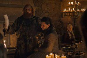 Il Trono di Spade 8x04 - The Last of the Starks Gli ultimi Stark starbucks