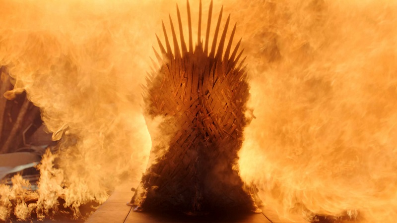 Il Trono di Spade 8x06 - The Iron Throne