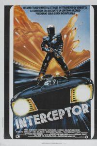 Interceptor film poster 1979