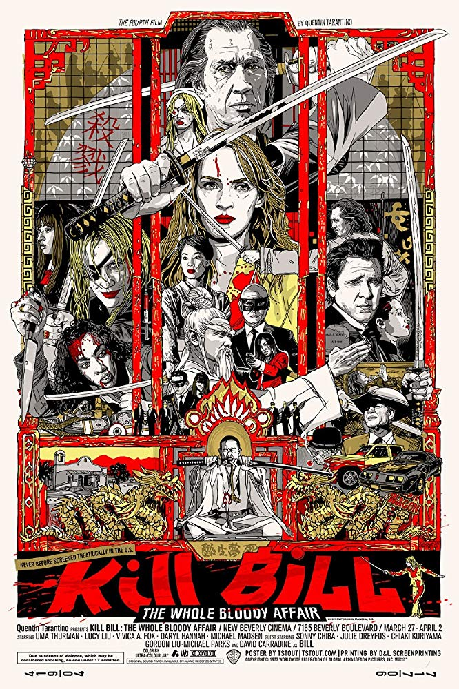 'Kill Bill: The Whole Bloody Affair' Has Small …