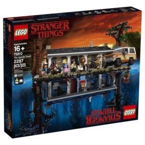 LEGO Stranger Things sottosopra set (3)