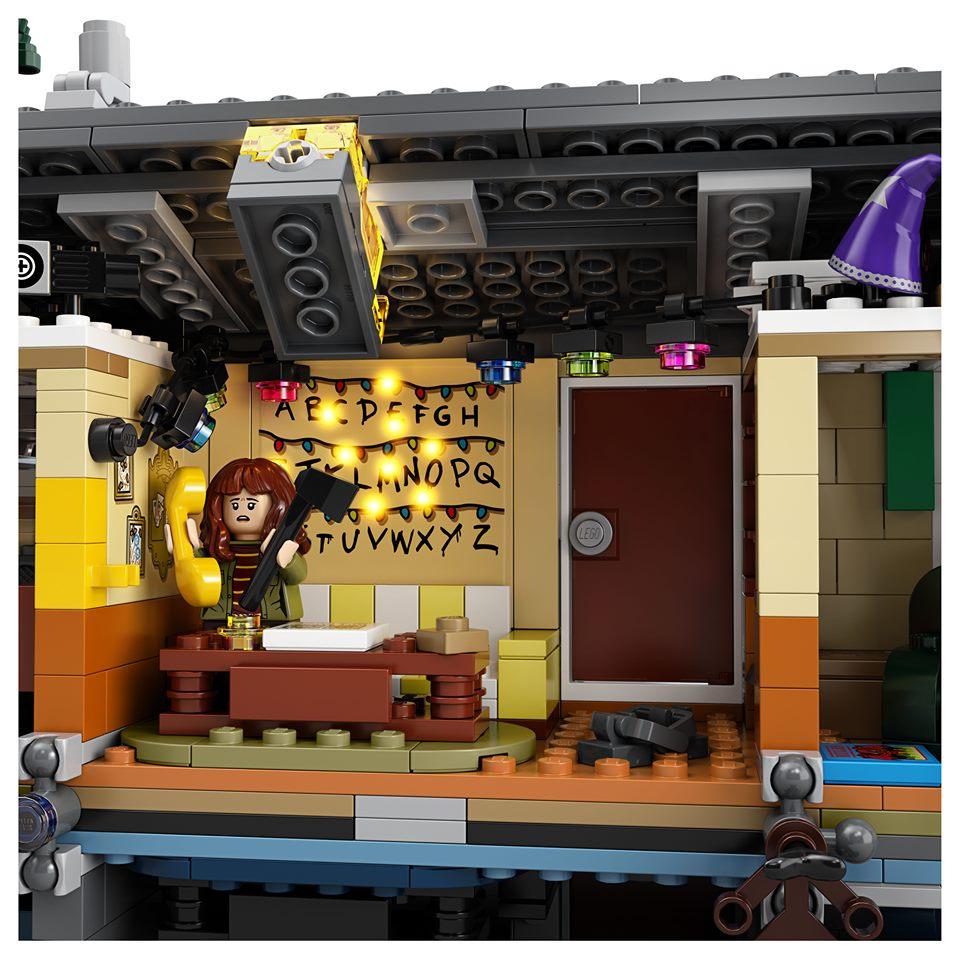 LEGO Stranger Things sottosopra set (9)