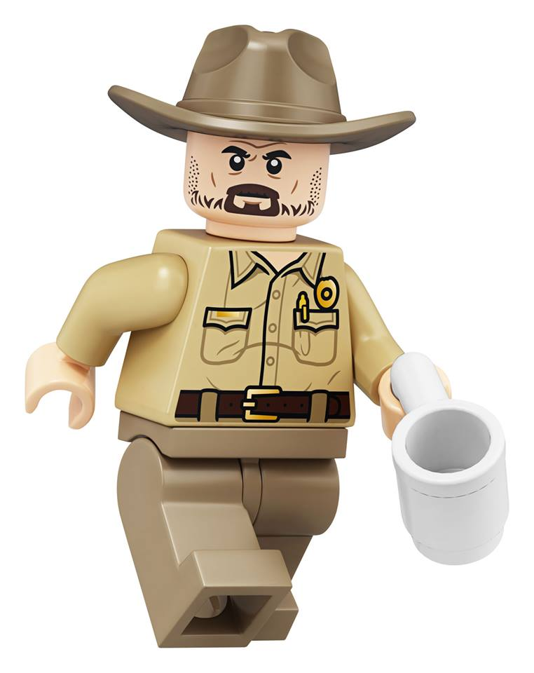 LEGO Stranger Things sottosopra set
