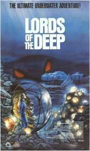 Lords of the Deep (1989) film poster