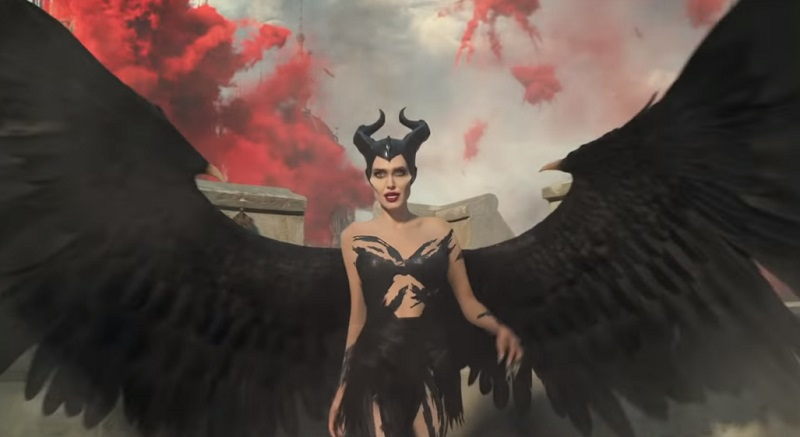 MALEFICENT SIGNORA DEL MALE film angelina