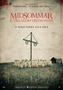 Midsommar - Il villaggio dei dannati poster