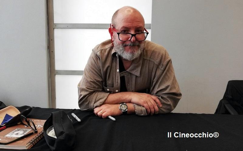 Mike Mignola lccaf 2019