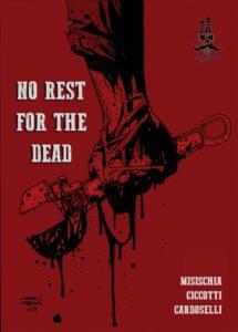 Nessun perdono per i vivi No rest for the dead poster