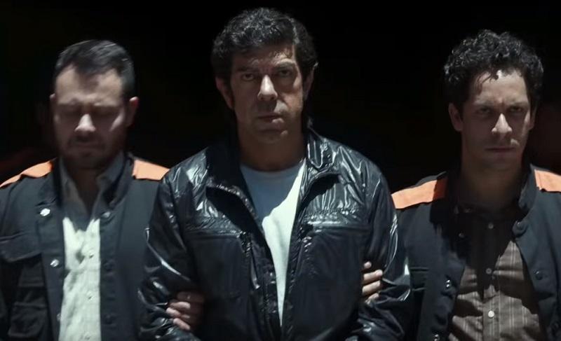 Pierfrancesco Favino in Il traditore (2019) film