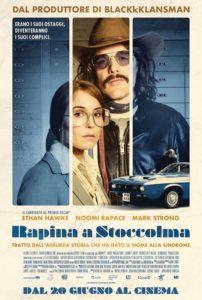 Rapina A stoccolma Poster Ita