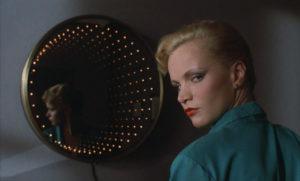 Renée Soutendijk in Il quarto uomo (1983)