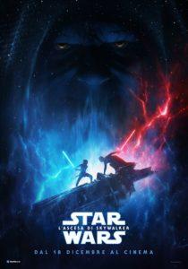 Star Wars L'Ascesa di Skywalker film poster