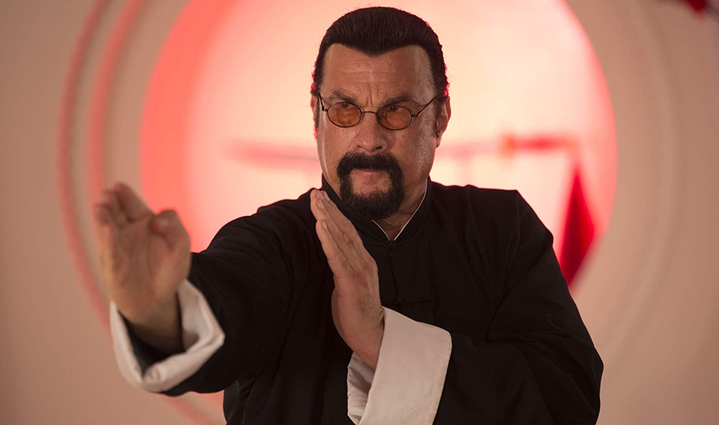 Steven Seagal in Attrition (2018)