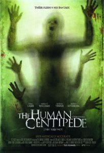 The Human Centipede (First Sequence) (2009) film poster