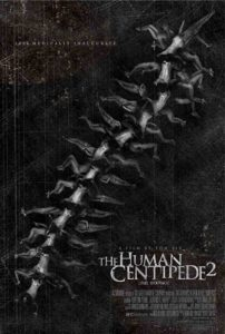 The Human Centipede II (Full Sequence) (2015) film poster