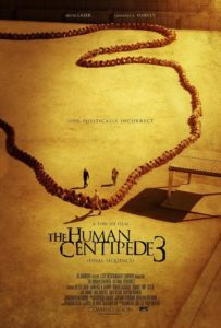 The Human Centipede III (Final Sequence) (2015) film poster