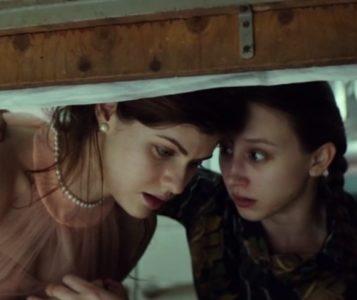 We Have Always Lived in the Castle film Alexandra Daddario e Taissa Farmiga