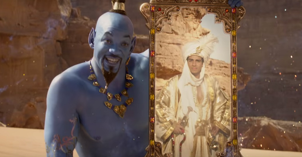aladdin film 2019 genio