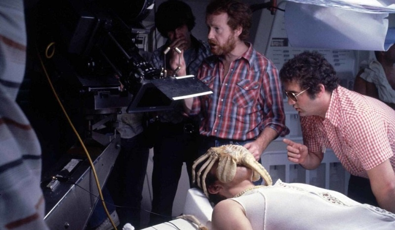 alien 1979 set ridley scott
